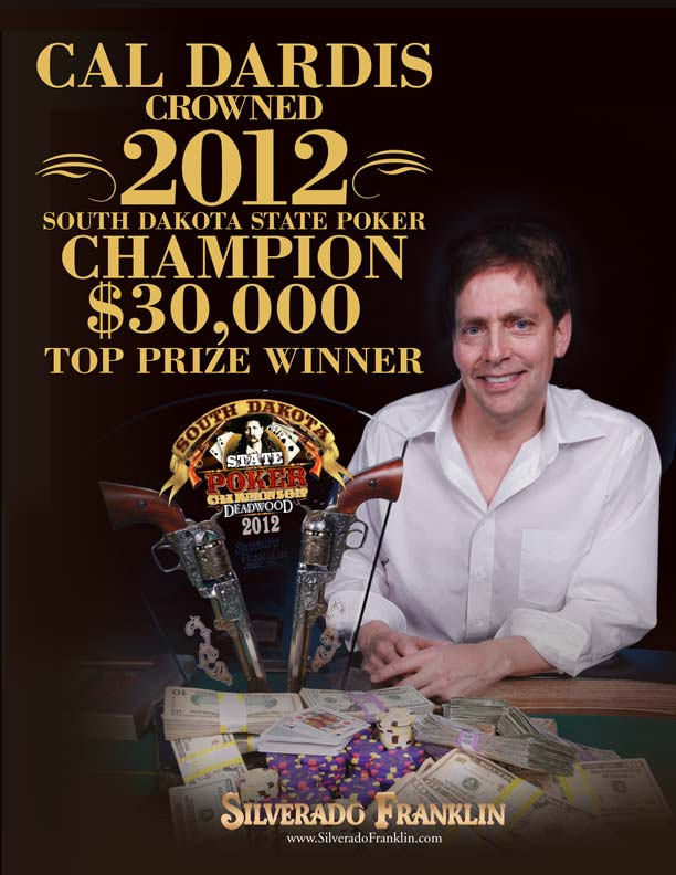 SD State Poker Champion 2012