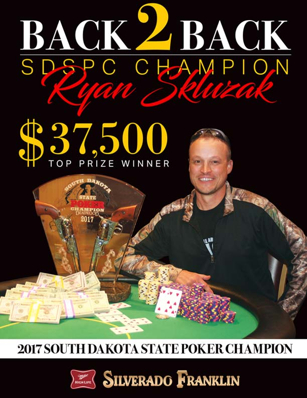 SD State Poker Champion 2017